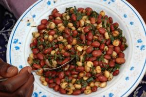 Githeri - photo by CIMMYT