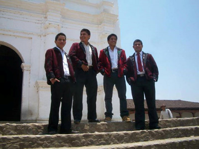 ASO Ixil Board Members
