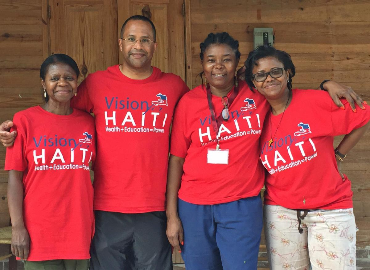 your gift supports haiti